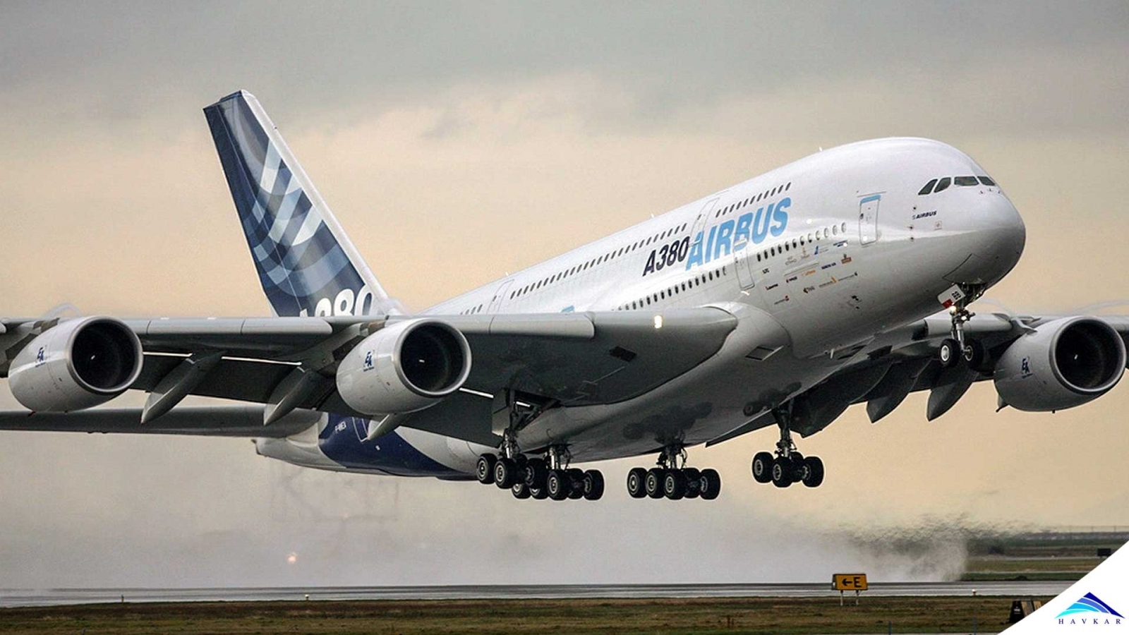 Аэробус А380  № 2361674 загрузить