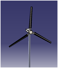 HavKar : Step by Step Wind Turbine Designing using CFD